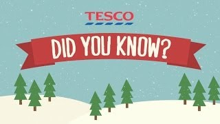 Download Tesco at Christmas: Did you know? Video