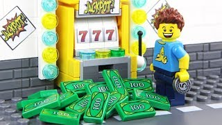 Download Lego Jackpot Fail - Unlucky Lego Man Video