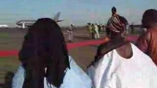 Download Michaelle Jean arrives in Mali Video