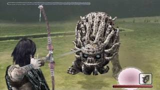 Download Shadow of the Colossus: Walkthrough - Part 13 [Colossus 14] - Cenobia (SotC Gameplay) Video