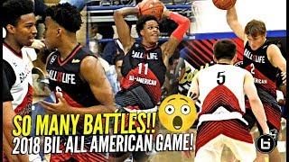 Download Jordan McCabe vs Mac McClung!?! SO MANY 1 on 1 BATTLES at 2018 BIL All American Game!! OT GAME! Video