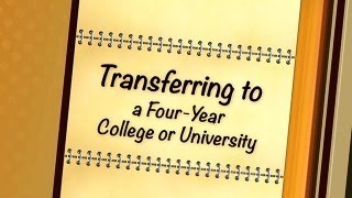 Download How to Transfer to a Four-Year College or University Video