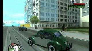 Download 60s vehicles sound for GTA San Andreas Video