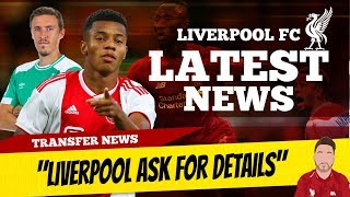 Download Memphis Depay Still Dropping Hints? Max Kruse Linked | Liverpool Transfer News Video
