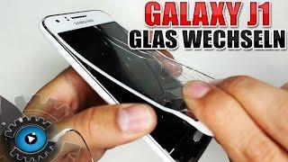 Download Samsung Galaxy J1 Glas Digitizer Touch Wechseln Tauschen Reparieren [Deutsch/German] Video