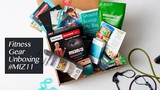 Download 2016 Fitness Gear Unboxing with Quarterly Curator Bianca Jade Video