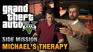 Download GTA 5 - Michael's Therapy Sessions (Dr. Friedlander) Video