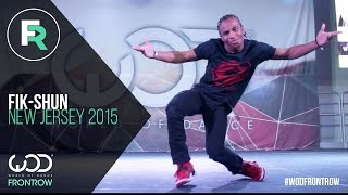 Download Fik-Shun | FRONTROW | World of Dance New Jersey 2015 #WODNJ2015 Video