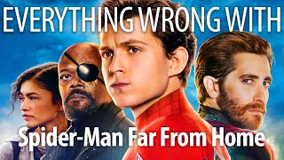 Download Everything Wrong With Spider-Man: Far From Home In Tingle Minutes Video