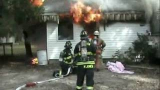 Download 10-8-08 Wolf Road House Fire - Hebron. MD Video