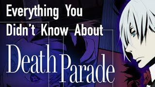 Download Everything You Didn't Know About Death Parade Video