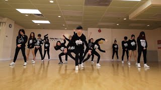 Download Flying Dance Studio 2016 HIPHOP+KPOP dance rehearsal (Jessi SSENUNNI) Video