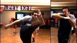 Download Muay Thai Beginners - Class Training Video