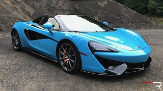 Download 2018 McLaren 570S Spider – The Perfect Supercar For The Money? Video