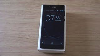 Download Sony Xperia L1 - Unboxing! (4K) Video