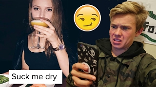 Download READING MY SISTER'S INSTAGRAM COMMENTS! Video