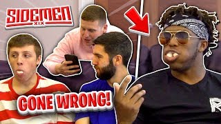 Download SIDEMEN CHUBBY BUNNY CHALLENGE! (GONE WRONG) Video