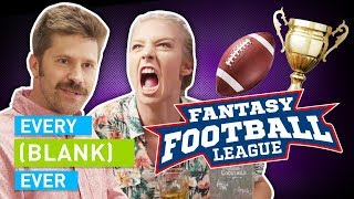 Download EVERY FANTASY FOOTBALL LEAGUE EVER Video