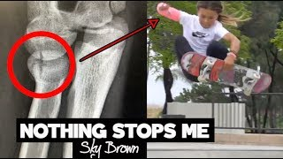 Download WHAT HAPPENED?! | Sky Brown 10 yr old Skater Video