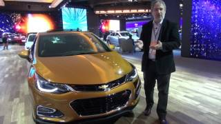 Download CHEVROLET CRUZE RS 2017. Video
