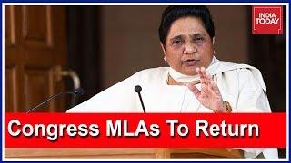 Download Mayawati Set To Make Sexist Slur Row A Prestige Issue, Will Corner BJP Video
