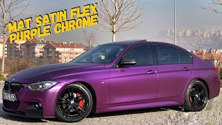 Download BMW M4 VELVET Kaplama Drift & YIkama / JAGUAR F -Pace Video