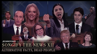 Download Alternative Facts, Dead People - Songify the News 12 Video