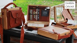 Download Making Awesome Boxes w/ Wood and Leather Video