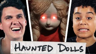 Download We Lived With Haunted Annabelle Dolls Video