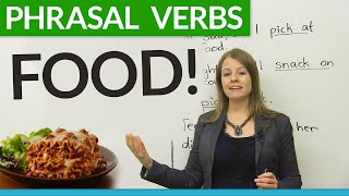 Download Phrasal Verbs and Expressions about FOOD Video