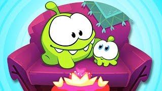 Download Om Nom Stories: FLASHBACK | Super Nomi | Cartoni animati divertenti per bambini Video