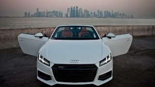 Download 2017 NEW Audi TT Roadster S-tronic in amazing places! Video