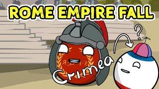 Download Roman Empire vs Barbarians | Crimea - Countryballs Video