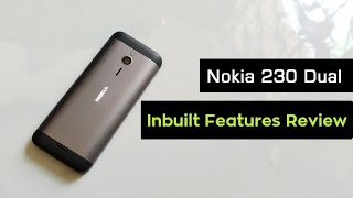 Download Nokia 230 Dual Sim Unboxing | Hands on & Inbuilt Mobile Features Review | Part - 1 Video