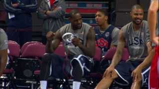 Download 2012 USA Basketball Bloopers! Video