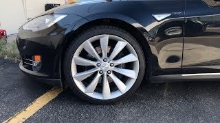 Download I'm DONE with Tesla's 21″ Turbine wheels Video