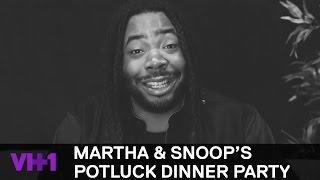 Download Jason Derulo, Rick Ross & More Celebs Reveal Weirdest Foods Eaten | Martha & Snoop's Potluck Dinner Video