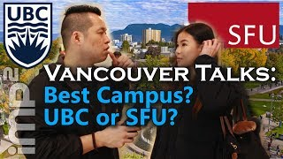 Download Best Campus? UBC or SFU - Vancouver Talks Video