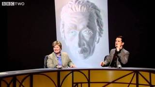 Download Optical Illusions with an Einstein Mask - QI Series 9 Ep 1 - BBC Two Video