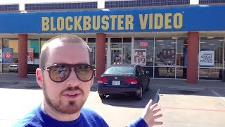 Download Touring the Last Surviving Blockbuster Video Video
