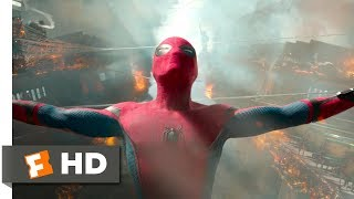 Download Spider-Man: Homecoming (2017) - Ferry Fight Scene (5/10) | Movieclips Video