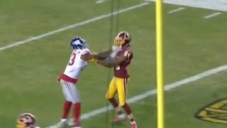Download Odell Beckham Jr. Head-Butted By Josh Norman, Get Into FIGHT Video