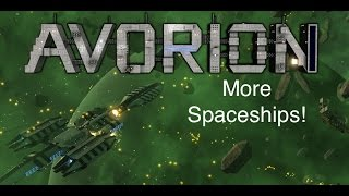 Download Avorion - Building Spaceships To Do Space Things, In Space Video