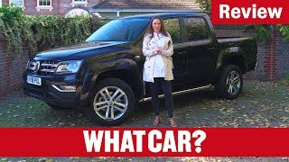 Download 2019 Volkswagen Amarok review – the best pick-up you can buy? | What Car? Video