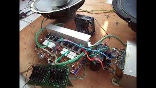 Download Mudah dimengerti.! Cara merakit power amplifier + Equaliser Video