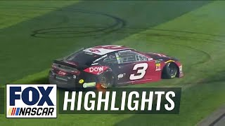 Download Austin Dillon wins the 2018 Daytona 500 with a last-lap pass on Aric Almirola | FOX NASCAR Video
