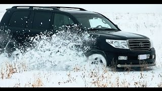 Download Toyota Land Cruiser 200 Тест-драйв.Anton Avtoman. Video