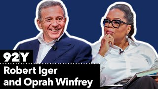 Download Disney CEO Robert Iger talks with Oprah Winfrey about his life and career at Disney Video