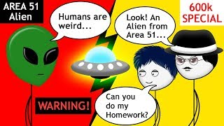Download When a gamer meets an Alien from Area 51 | 600K Special plus QnA Video