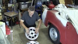 Download Wheels & Tires For Sprites & Midgets Video